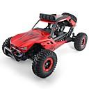 tanie RC Cars-RC samochodów JJRC Speed Runner Q46 2,4G Drogowy / Samochód Terenowy / Samochód terenowy 1:12 Silnik bezszczotkowy 45 km/h KM / H