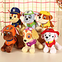 cheap Dog Clothes-Dog Stuffed Animal Plush Toy Lovely Comfy Girls' Toy Gift 4 pcs