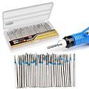 abordables Calcomanías de Uñas-30 pcs Accesorios / Alta calidad Nail Art Tool / Cabeza de amolado de uñas Nail Art Tool
