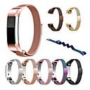 preiswerte Smart Uhr Accessoires-Uhrenarmband für Fitbit Alta HR / Fitbit Alta Fitbit Mailänder Schleife Edelstahl Handschlaufe