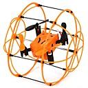 رخيصةأون ألعاب طائرات-RC طيارة Helic Max Sky Walker 1336 ـ4 قنوات 2.4G جهاز تحكم جهاز تحكم / 1 USB كابل / دليل المستخدم