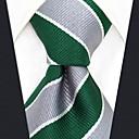 זול אביזרים לגברים-עניבת צווארון - פסים / קולור בלוק / סרוג מסיבה / עבודה בגדי ריקוד גברים