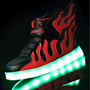 povoljno Dječje tenisice-Dječaci / Djevojčice Til / PU Sneakers Mala djeca (4-7s) / Velika djeca (7 godina +) Svjetleće tenisice LED Crno / crvena / Crna / Green / Bijela / plava Proljeće / Vjenčanje / TR
