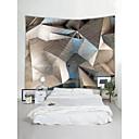 cheap Slipcovers-Still Life Cartoon Wall Decor 100% Polyester Contemporary Modern Wall Art, Wall Tapestries Decoration