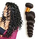 olcso Természetes színű póthajak-4 csomópont Brazil haj Hullámos Emberi haj Emberi haj tincsek 8-28 hüvelyk Természetes szín Emberi haj sző Extention / Hot eladó Human Hair Extensions Összes