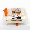 ieftine Portbagaje & suporturi-Organizarea bucătăriei Portbagaje & suporturi Plastic Uşor de Folosit 1 buc