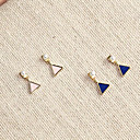 cheap Earrings-Women's Pearl Stud Earrings - Pearl, Gold Plated Simple, Basic, Fashion Pink / Royal Blue For Gift / Daily