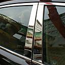 preiswerte Car Exterior Lights-10 Stück Silber Auto Aufkleber Geschäftlich Fensterverkleidung keine Angaben Fensterverkleidung