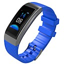 cheap Personal Protection-Smartwatch DB07C for Android 4.4 / iOS Bluetooth / Touch Sensor / Call Reminder / Calorie Counters / APP Control Pulse Tracker / Pedometer / Call Reminder / Activity Tracker / Sleep Tracker / 250-300