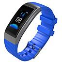 tanie Smart Plug-Inteligentny zegarek DB07C na Android iOS Bluetooth Bluetooth Czujnik dotyku Powiadamianie o połączeniu telefonicznym Liczniki kalorii Kontrola APP Pulsometr Krokomierz Powiadamianie o połączeniu