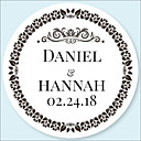 cheap Stickers, Labels & Tags-Floral / Botanicals Stickers, Labels & Tags - 48pcs Circular Stickers Envelope Sticker All Seasons