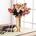 olcso Sütőeszközök-Művirágok 0 Ág Luxus / Európai Vase Asztali virág / Egyágyas Váza