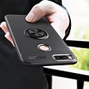זול מגנים לטלפון & מגני מסך-מגן עבור Xiaomi Mi 5X עם מעמד כיסוי אחורי אחיד רך TPU ל Xiaomi Mi 5X / Xiaomi A1