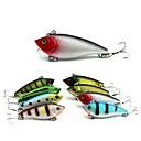 cheap Fishing Lures & Flies-8pcs pcs Vibration / VIB Fishing Lures Vibration / VIB Hard Bait ABS Outdoor Sports & Outdoors Sea Fishing Fly Fishing Bait Casting