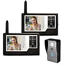 preiswerte Video-Türsprechanlage-MOUNTAINONE SY3501A12 Kabellos 3,5 Zoll 960*480Pixel Ein bis zwei Video-Türsprechanlage