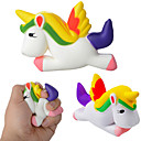 cheap Stress Relievers-LT.Squishies Squeeze Toy / Sensory Toy Stress Reliever Fairytale Theme Fantacy Horse Stress and Anxiety Relief Office Desk Toys Relieves ADD, ADHD, Anxiety, Autism 1 pcs Classic Cartoon Adults Kids