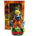 levne Anime akční figurky-Anime Čísla akce Inspirovaný Dragon Ball Son Goku PVC 23cm CM Stavebnice Doll Toy