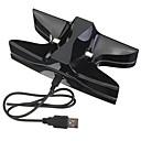 tanie PS4: akcesoria-Ładowarka Na PS4 ,  Podłącz i Graj / podświetlenie Ładowarka Metal / ABS 1 pcs jednostka