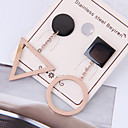 cheap Earrings-Women's Mismatched Drop Earrings - Stainless European, Fashion Rose Gold For Party Causal