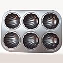 ieftine Ustensile pentru Fructe & Legume-Ustensile de bucătărie MetalPistol Antiaderent coacere Mold Tort 1 buc