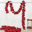levne Umělá květina-Umělé květiny 1 Větev Luxus Svatba Hortenzie Květina na zeď