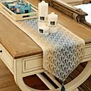 tanie Obrusy-Współczesny PVC / Włókniny Kwadrat Podkładki Haft Dekoracje stołowe 1 pcs