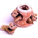 baratos Roupas para Barbies-Esquilo Animais de Pelúcia Animais / Criativo / O stress e ansiedade alívio Dom 1pcs