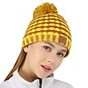 זול Clothing Accessories-VEPEAL כובעי גולגולת חורף שמור על חום הגוף / עמיד / מתיחה צעידה / לטייל / הליכה בגדי ריקוד נשים אקריליק טלאים