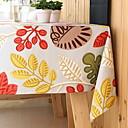 tanie Podkładki stołowe-Nowoczesny Bawełna Kwadrat Obrus Geometric Shape Dekoracje stołowe 1 pcs