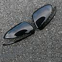זול כיסויים להגה-2pcs אוטו כיסוי צד כיסוי עסקים סוג הדבקה ל מראה אחורית עבור Mercedes-Benz CLA כל השנים