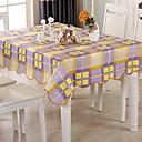 זול ספלים וכוסות-עכשווי ריבוע כיסויי שולחן פרחוני / גיאומטרי לוח קישוטים 1 pcs