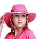 ieftine Clothing Accessories-VEPEAL Καπέλο πεζοπορίας Pălării Rezistent la Vânt Uscare rapidă Respirabilitate Vară Roșu trandafiriu Unisex Pescuit Drumeție Mers Mată Plasă Adulți