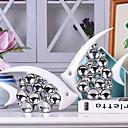 preiswerte Dekorative Objekte-2pcs Keramik Modern / Zeitgenössisch für Haus Dekoration, Hausdekorationen Geschenke