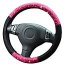 رخيصةأون اكسسوارات المقود-أغطية إطارات القيادة يوريتان بولي 38cm وردي بلاشيهغ / أخضر For عالمي عالمي