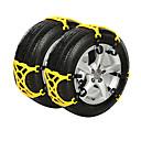 זול אביזרי תאורה-6pcs אוטו שרשראות שלג עסקים סוג אבזם For גלגל רכב For Ford Escort / Fiesta / Mondeo כל השנים