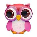 זול מפיגי מתח-צעצוע מעיכה / מקל מתחים ינשוף Office צעצועים במשרד / צעצועים לחץ לחץ דם Others 1pcs לילדים כל מתנות