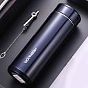ieftine Lămpi de vid și termose-Drinkware Oțel inoxidabil Cupa vid -Izolate termic 1pcs