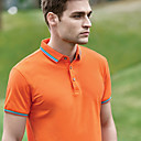 cheap Golf Clothing-Unisex Golf POLO Shirt Softness / Breathability Golf Sports & Outdoor