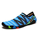 cheap Men's Athletic Shoes-Men's Comfort Shoes Elastic Fabric Summer Sporty Athletic Shoes Upstream Shoes Waterproof Dark Blue / Gray / Royal Blue