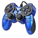 baratos Acessórios de Games PC-WE-816 Com Fio Comando de Jogo Para PC ,  Vibração Comando de Jogo ABS 1 pcs unidade