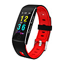cheap Smart Activity Trackers & Wristbands-YY-f10 Bracelet Smartwatch Smart Bracelet Smartwatch Android iOS Bluetooth APP Control Blood Pressure Measurement Calories Burned Pedometers Generic Pulse Tracker Pedometer Call Reminder Activity