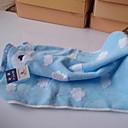 billige Vaskehåndklæde-Overlegen kvalitet Vaskehåndklæde, Tegneserie Polyester / Bomuld Blanding / Ren bomuld 1 pcs