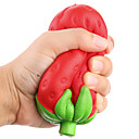 זול מפיגי מתח-LT.Squishies צעצוע מעיכה / מקל מתחים תות צעצועים לחץ לחץ דם Others 1pcs לילדים כל מתנות