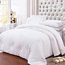 preiswerte Steppdecken & Tagesdecken-Gemütlich - 1 Bettdecke Winter Baumwolle Solide