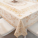 cheap Table Cloths-Contemporary Square Table Cloth Geometric Table Decorations 1 pcs