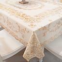 זול משטחי שולחן-עכשווי ריבוע כיסויי שולחן גיאומטרי לוח קישוטים 1 pcs