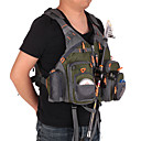 cheap Fishing Rods-Men's Vest / Gilet Fishing / Camping Ergonomic Design / Adjustable Flexible Sports & Outdoor / Fishing / Hunting