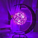 preiswerte Haar Accessoires-hkv® warmweiß rgb violett blau kupfer string lichter führte retro-stil schnur kupfer runde ball festival beleuchtung schlafzimmer führte nachtlicht