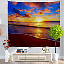 cheap Wall Tapestries-Holiday Wall Decor Polyester Classic Wall Art, Wall Tapestries Decoration