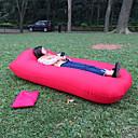 olcso Hálózsákok és felfújható matracok-Felfújható kanapé Felfújható strandjátékok Felfújható matracok Külső Vízálló Hordozható Párásodás gátló Ultra könnyű (UL) Polyster 250*120 cm Túrázás Tengerpart Kemping Ősz Tavasz Nyár Bíbor Piros Kék